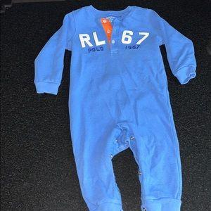 Ralph Lauren baby bodysuit